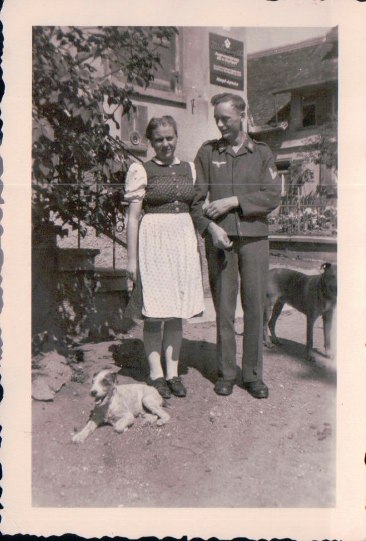 Josefine Grall & Alois Hertkorn