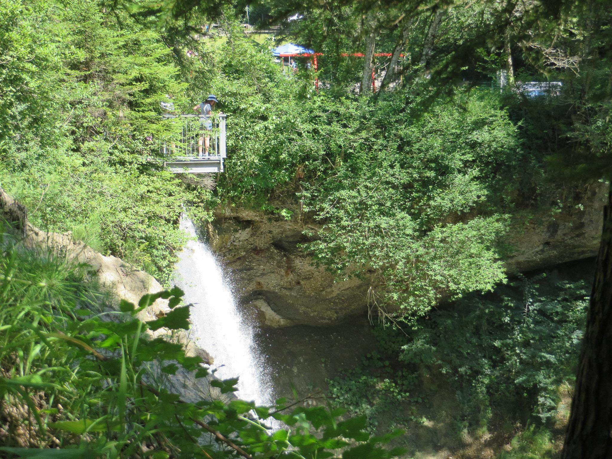 Scheidegger Wasserfälle Scheidegg
