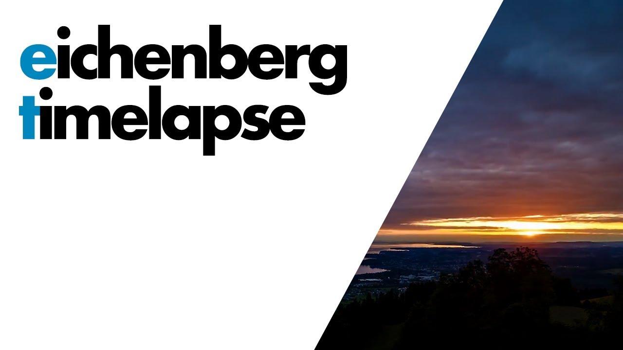 Eichenberg – Timelapse Sonnenuntergang