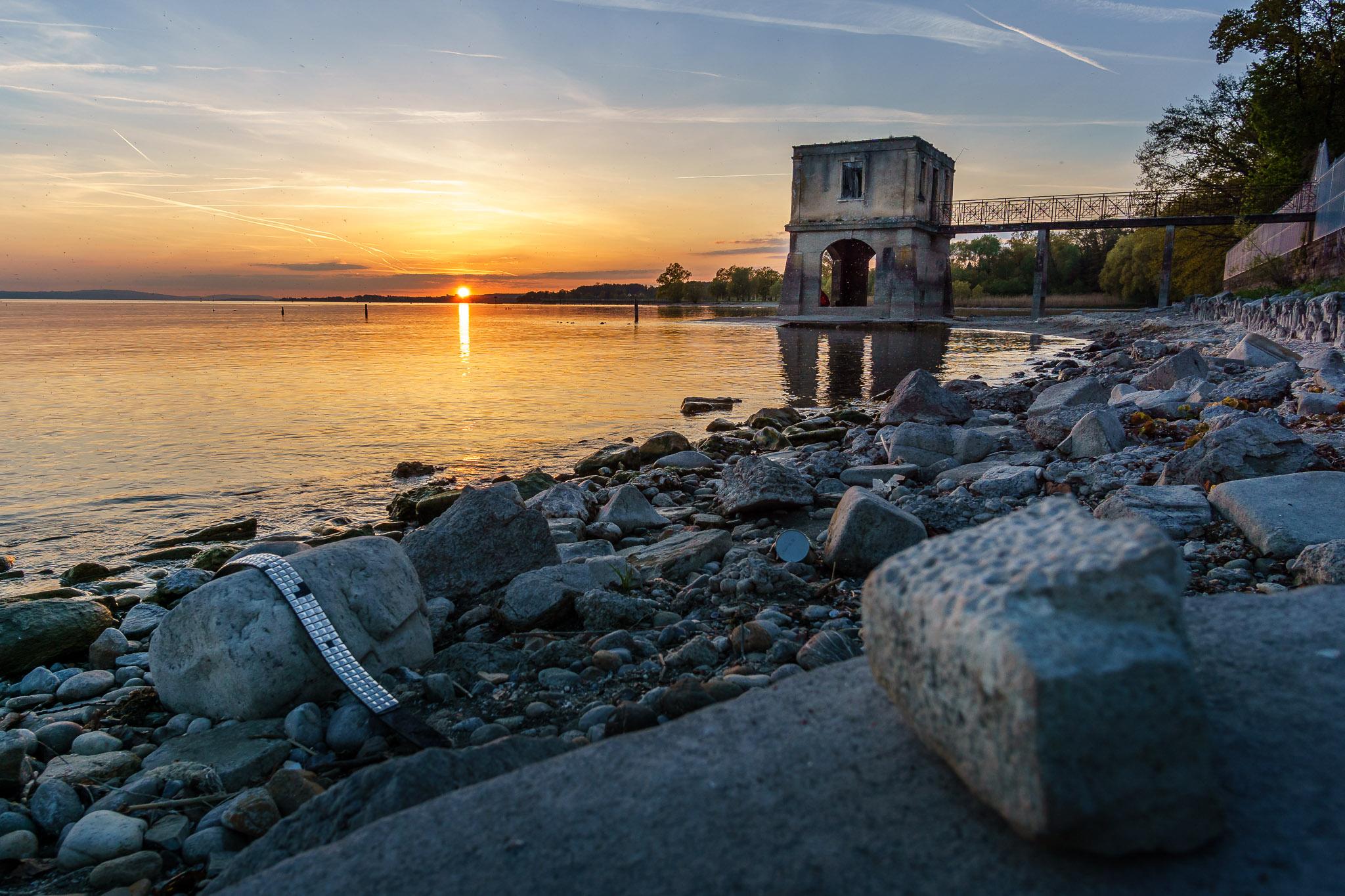 Friedrichshafen – Timelapse Fotowalk Sonnenuntergang
