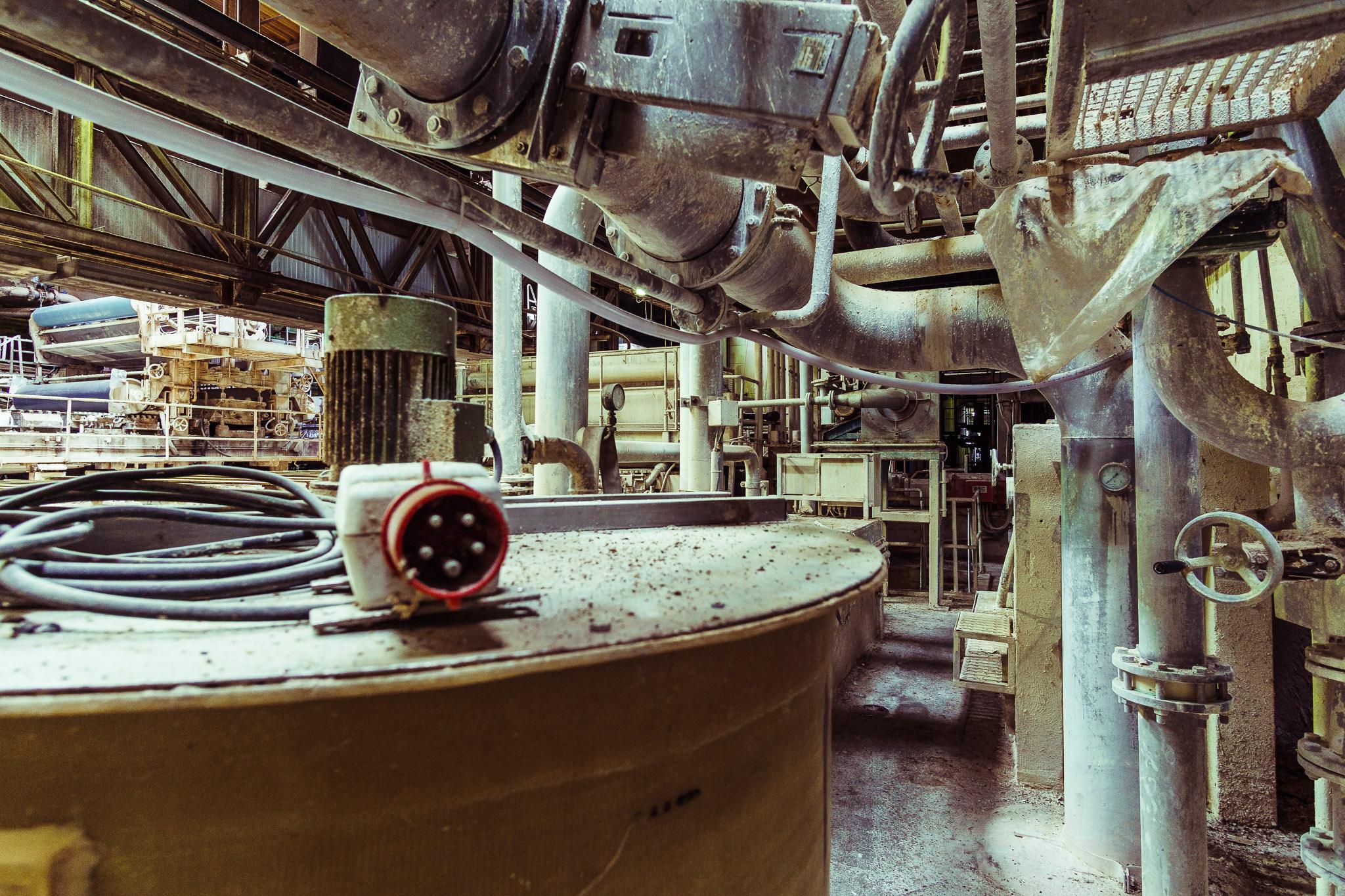 Papierfabrik Mochenwangen