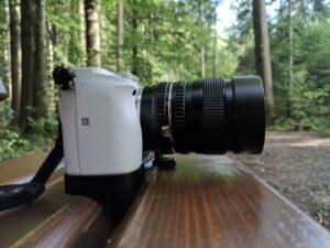 Objektivtest: Revuenon 55m 1.2 MC (Pentax K) an Sony A6000