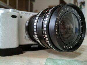 Objektivtest: Meyer-Optik Görlitz 29mm 2.8 Orestegon (M42) an Sony A6000