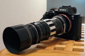 Objektivtest: Schneider-Kreuznach Tele-Xenar 200mm 5.5 (EXA) an Sony A7II