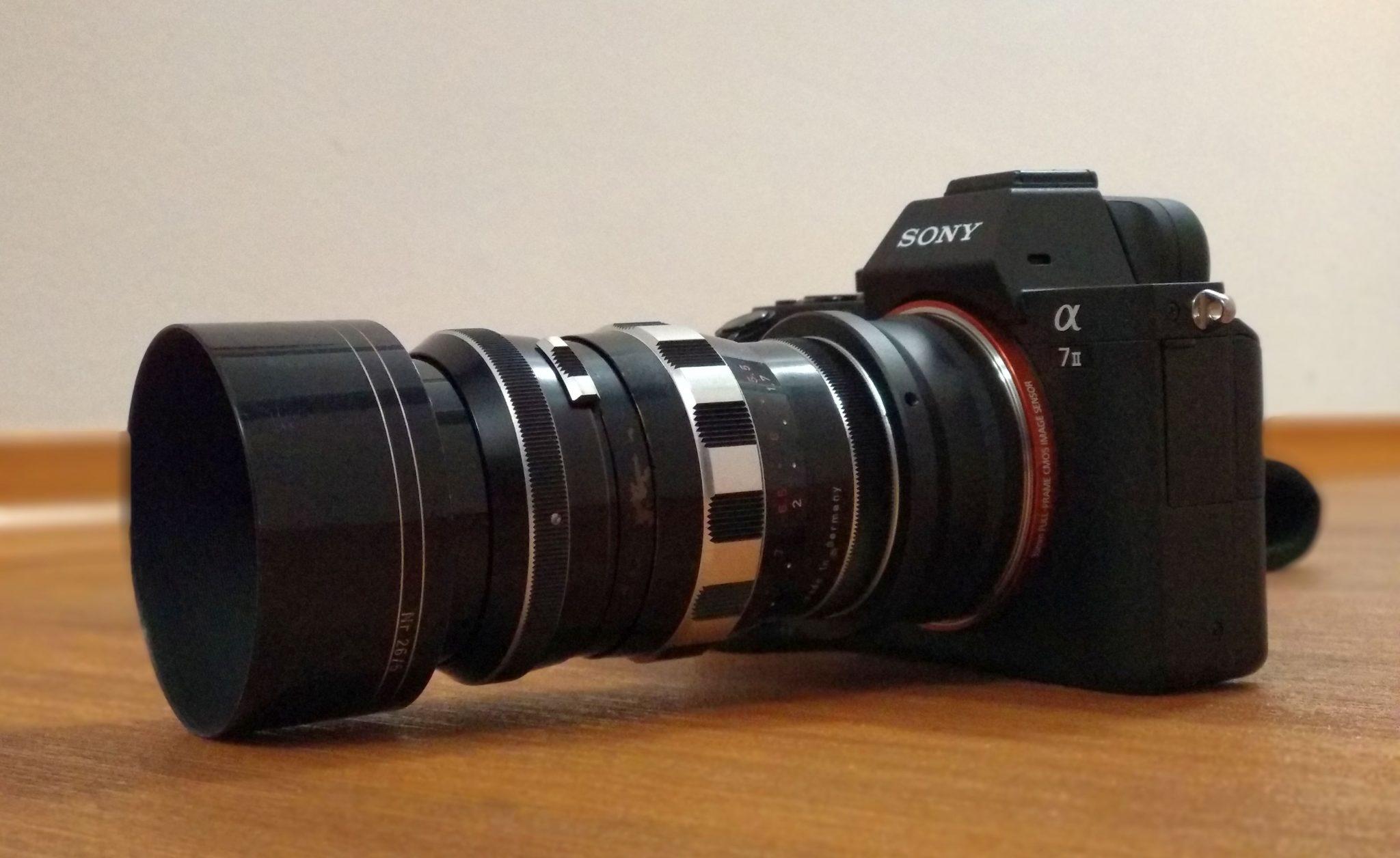 Objektivtest: Schneider-Kreuznach Tele-Xenar 135mm 3.5 (M42) an Sony A7II
