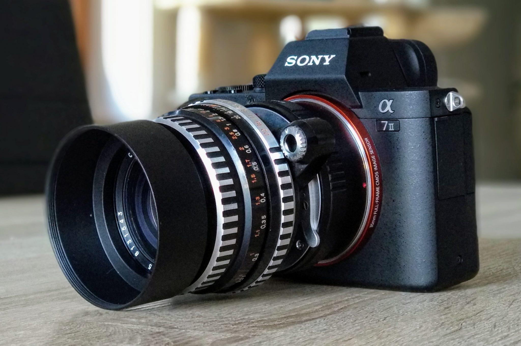 Objektivtest: Carl Zeiss Jena Flektogon 35mm 2.8 (EXA) an Sony A7II