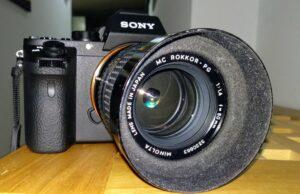 Objektivtest: Minolta MC ROKKOR-PG 50mm 1.4 (MC/MD) an Sony A7II