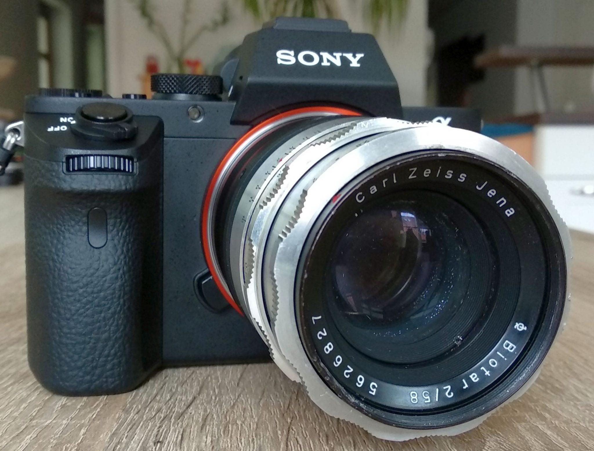 Objektivtest: Carl Zeiss Jena Biotar 58mm 2.0 (M42) an Sony A7II