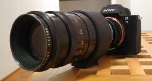 Objektivtest: Meyer-Optik Görlitz Primotar 180mm 3.5 (M42) an Sony A7II
