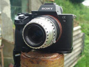Objektivtest: E. Ludwig Meritar 50mm 2.9 (EXA) an Sony A7II